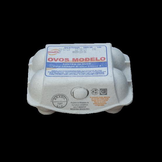 Detalhes do produto Ovos Tipo Grande Branco Classe A