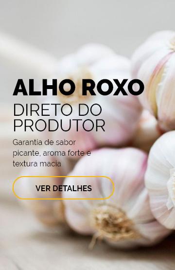 Alho Roxo